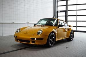 Porsche Classic chế tạo 911 cổ điển sử dụng các bộ phận nguyên bản