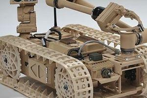 Mỹ phát triển robot quân sự tự đứng dậy sau khi ngã