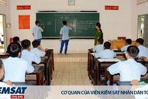 Áp dụng biện pháp giáo dục tại xã, phường, thị trấn đối với người dưới 18 tuổi phạm tội