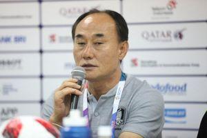 HLV Olympic Hàn Quốc 'nuối tiếc' khi Olympic Việt Nam phải dừng bước ở bán kết