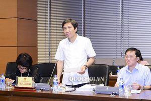 Ủy ban Pháp luật thẩm tra Tờ trình thành lập phường Mỹ Đức và Thành phố Hà Tiên, tỉnh Kiên Giang