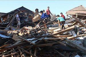 Indonesia: Đảo Lombok đối mặt nhiều khó khăn sau thảm họa động đất
