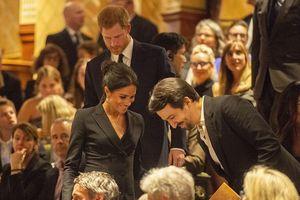 Hoàng tử Harry và Meghan thanh lịch và đẹp đôi tại sự kiện