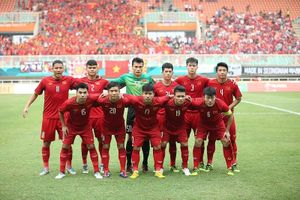 Olympic Việt Nam vs Olympic UAE: Lịch sử đứng về phía đại diện Tây Á
