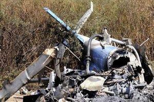 Trực thăng quân sự rơi tại Ethiopia, 18 người thiệt mạng