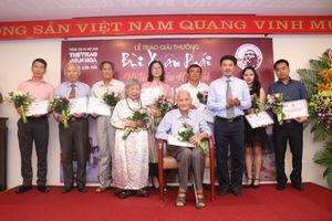 Nguyễn Bá Đạm - Nhân chứng sống của đất văn vật