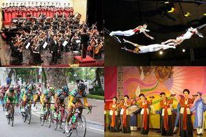 Hà Nội: Nhiều hoạt động văn hóa, thể thao chào mừng dịp 2-9