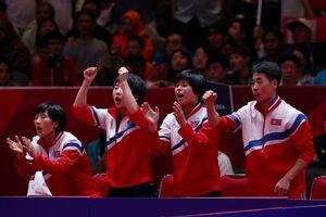VĐV Triều Tiên chiếm trọn trái tim nhiều người tại Asiad 2018 thế nào?