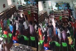 Cô giáo mầm non để cả chục học sinh vào đánh một bạn, đại diện trường phân trần