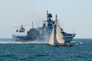 Nga đáp trả rắn, 'tố' lại Mỹ về căng thẳng trên biển Azov