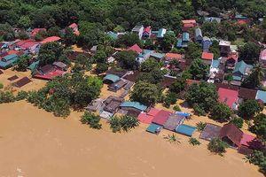 Lũ kinh hoàng, sơ tán khẩn cấp 20.000 người dân ở Thanh Hóa