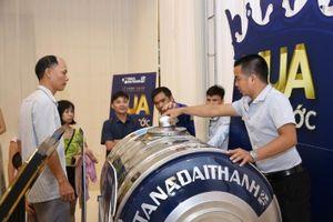 Tân Á Đại Thành ra mắt sản phẩm bồn nước inox thế hệ mới