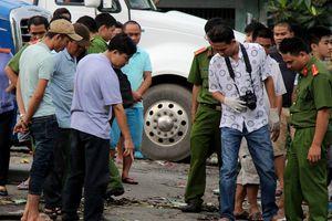 Người đàn ông tử vong dưới gầm cầu vượt ở Sài Gòn