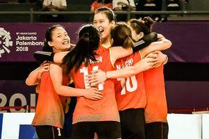 Hạ gục đội chủ nhà Indonesia, bóng chuyền nữ VN tranh hạng 5