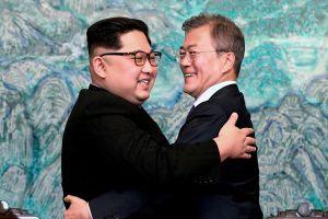 Hai thái cực 'nóng - lạnh' trên bán đảo Triều Tiên