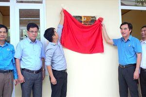 LĐLĐ Quảng Bình: Bàn giao nhà nội trú cho giáo viên có hoàn cảnh khó khăn