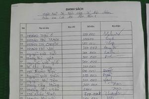 Phản hồi bài 'Đã khởi xướng còn yêu cầu người dân đóng tiền để tổ chức lễ hội đâm trâu': Đã trả lại tiền cho người dân
