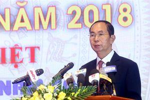 Chủ tịch nước biểu dương Sách Vàng Sáng tạo Việt Nam