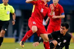 TIN SÁNG (31.8): Vì U23 Thái Lan, LĐBĐ châu Á 'xử ép' U23 Việt Nam