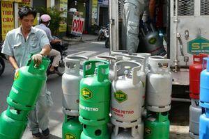 Từ ngày mai(1.9), gas tăng giá mạnh