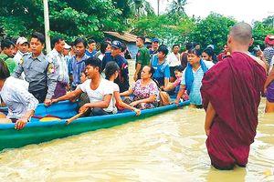 Đập nước ở Đông Nam Á: Hiểm nguy rình rập