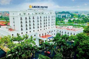 Saigontourist đưa vào hoạt động khách sạn Sài Gòn - Phú Thọ