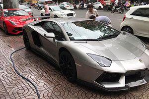 Đại gia Trung Nguyên bán Lamborghini Aventador hơn 20 tỷ?