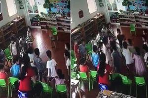Cô giáo xúi học sinh đánh bạn ở Ninh Bình: Phản cảm, cần xử lý nghiêm minh