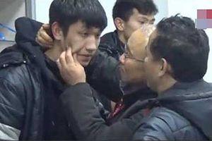 Những khoảnh khắc siêu dễ thương của thầy trò Park Hang Seo