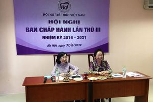 Nâng tầm hoạt động của Hội Nữ trí thức Việt Nam
