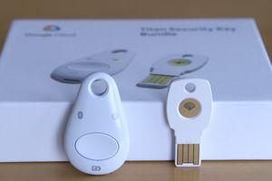 Google bắt đầu bán khóa bảo mật phần cứng