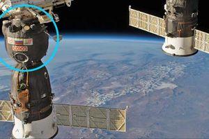 Nghi ngờ thiên thạch tông trúng ISS, gây rò rỉ ôxy