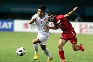 Olympic Việt Nam ASIAD 2018: Vũ Văn Thanh sẽ ghi bàn vào lưới UAE?