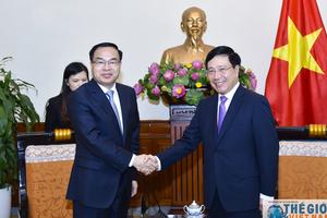 Thúc đẩy vận chuyển hàng hóa qua Trùng Khánh sang các nước Á - Âu