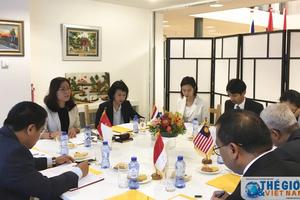 Phiên họp thường kỳ tháng 8 Ủy ban ASEAN tại La Hay