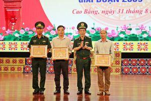 Cao Bằng sơ kết thực hiện Ngày Biên phòng toàn dân