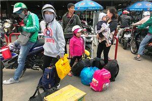 Cửa ngõ Sài Gòn 'tăng nhiệt' trước ngày nghỉ lễ 2/9