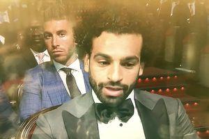 Sergio Ramos 'động thủ' bất ngờ khiến Salah nao núng