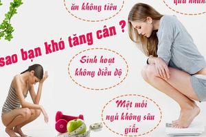 Lợi khuẩn hệ tiêu hóa giúp người gầy tăng cân