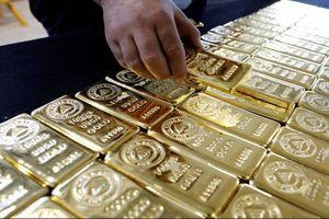 Giá vàng chốt phiên 31/8: Vàng SJC giảm nhẹ