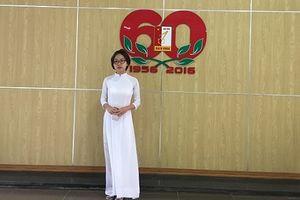 Bóng hồng của trường ĐH Bách khoa Hà Nội chia sẻ về bí quyết trở thành thủ khoa