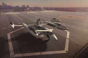 Nhật Bản mời Uber, Boeing về phát triển xe bay