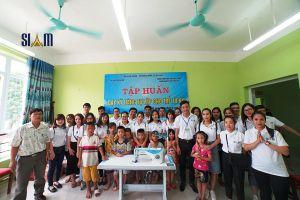 Viện thẩm mỹ SIAM THAILAND mang niềm vui đến với người khuyết tật