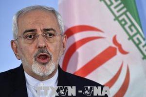 Ngoại trưởng Iran Mohammad Javad Zarif công du Pakistan