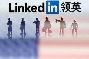 Trung Quốc bị cáo buộc sử dụng LinkedIn tiếp cận tin mật của Mỹ
