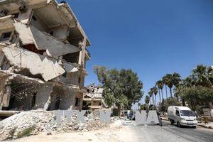 Phiến quân tại Idlib phá cầu ngăn bước tiến của quân chính phủ Syria