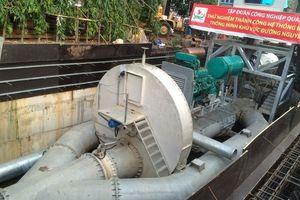 Giá thuê siêu máy bơm chống ngập tại TP.HCM 'là vấn đề tế nhị'