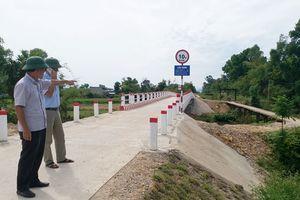 Dự án LRAMP ở Hà Tĩnh: Những nhịp cầu thỏa ước mơ