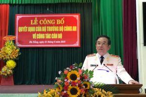 Bộ Công an bổ nhiệm Giám đốc Công an TP Đà Nẵng