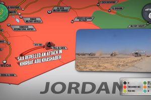 Quân đội Syria vây khốn IS ở Sweida, sẵn sàng phối hợp với Nga chống lại cuộc không kích của Mỹ, Pháp, Anh